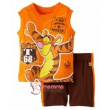 Baby Clothes - 2 pcs Tigger 68