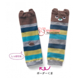 Baby Legging - Cutie Brown Bear