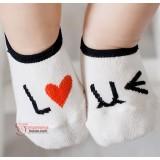 Baby Socks - Korean Boat L U