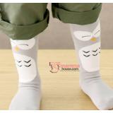 Baby Socks - Korean Long Owl