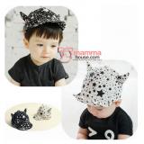 Baby Cap - Cute Star Cap (2 colors)