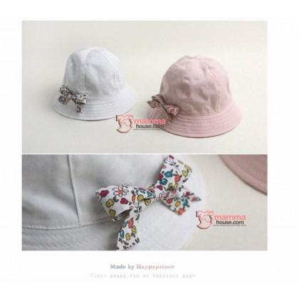 Baby Hat - 2 way Flora (2 colors)