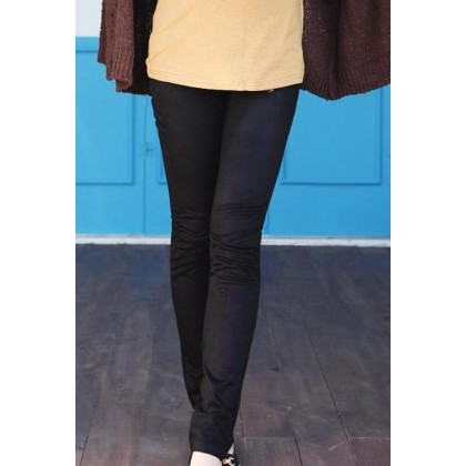 Long Pants - Stylish Black