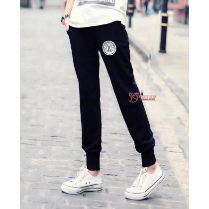 Long Pants - R Sports Black
