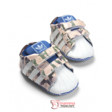 Baby Shoes - Adidas Army Green