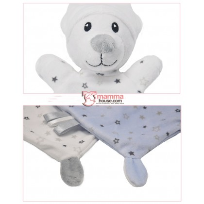 Baby Comforter - Will Bear (2 colors)