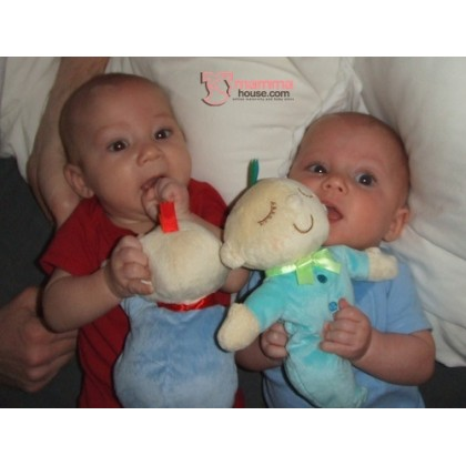 Baby Comfort Doll - 4 colors