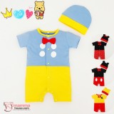 Baby Clothes - Romper Disney with Hat (4 designs)
