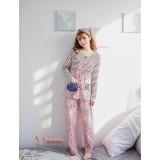 Mamma Pajamas - Long Sweet Pocket Bear