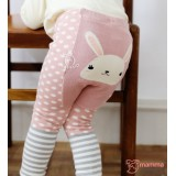 Baby Hose Set - Korean Rabbit Pink