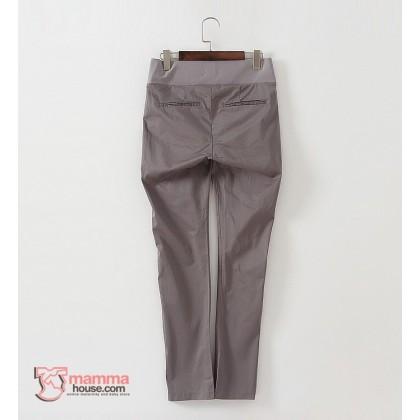 Maternity Pants - Japan Working V Black