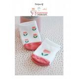 Baby Socks - Korean Mixed Flower