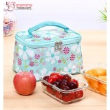 Cooler Bag - Flora Blue