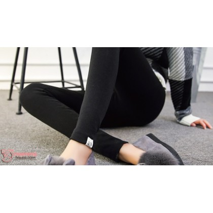 Maternity Legging - CAT Black LONG
