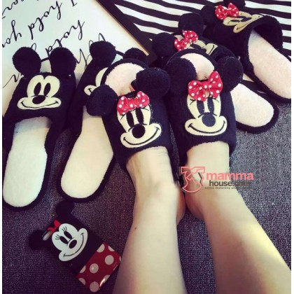 Mamma shoes - Confinement Minnie or Mickey