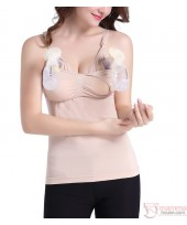 Nursing Singlet - Hands Free Skin - Elastic