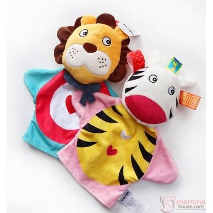 Baby Comfort Toy - 6 animals