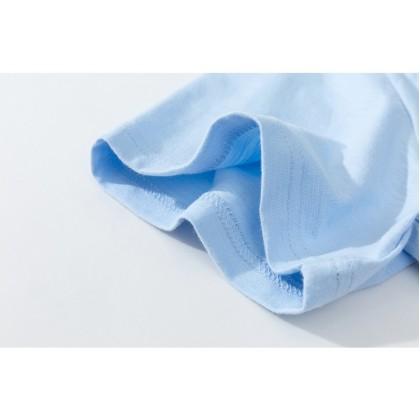 Nursing Tops - Plain Light Blue