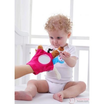 Finger Hand Glove - Baby Animals (2 design)