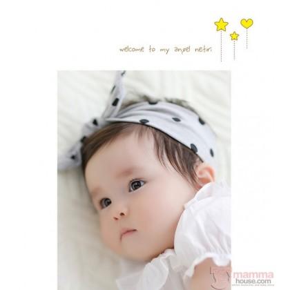 Baby Headband - Korean Ribbon Flower (6 design)