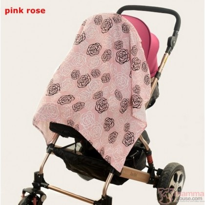 Nursing Cover - Breathable Sheet (various design)