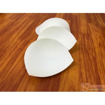 Bra Pad - Simple White
