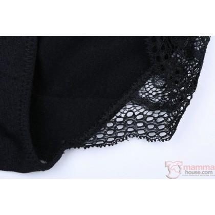 Slimming - Panties High Waist Lace Skin