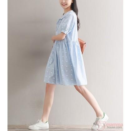 Maternity Dress - Little Blue Hut