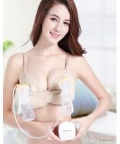 T Nursing Bra - Seamless Skin Hands Free
