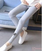 Long Legging - Long Kitten Light Grey