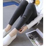Maternity Legging - Long Kitten Dark Grey