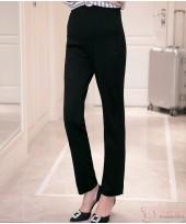 Maternity Pants - Working Slack Black