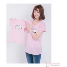 Nursing Set - Ordinary Pink (plus baby romper)