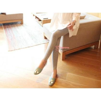 Maternity Legging - Long Mid Line (only black)