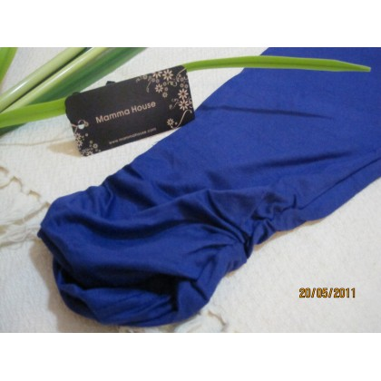 Capri Legging - Shining Blue