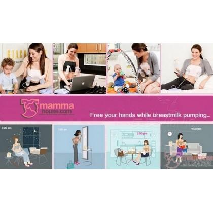 Nursing Bra - Hands Free 2pcs Offer Set