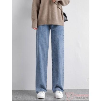 Maternity Jeans - Palaso Dark Blue Jeans