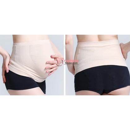 Maternity Support Belt - Breathable Black