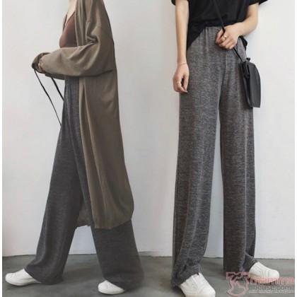 Maternity Pants - Knitted Palaso Long Pants (S,M-3XL)