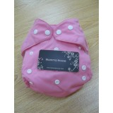 mammahouse diaper - pink