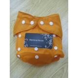 mammahouse diaper - orange