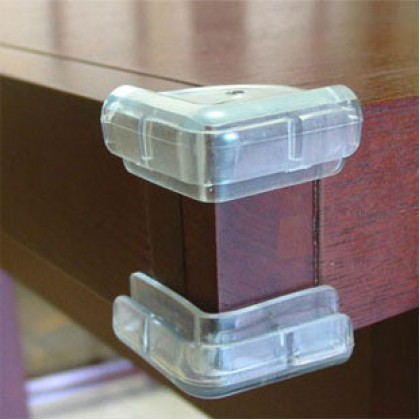 Safety edge protector