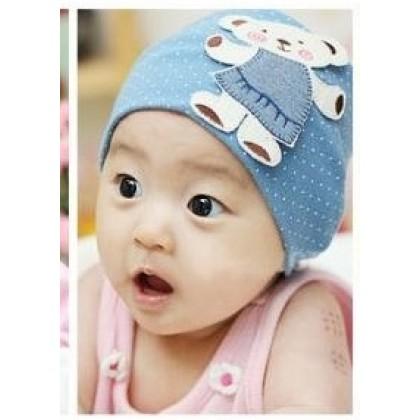 Baby Hat - Lovely Bear