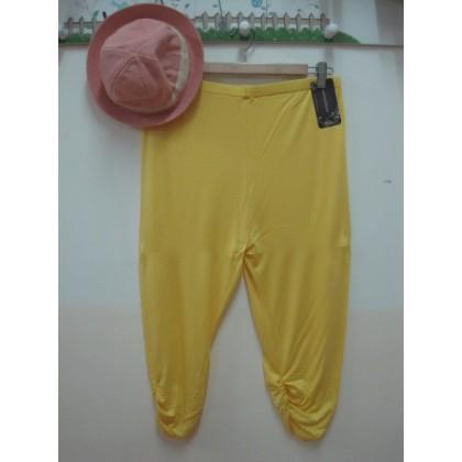Capri Legging - Shinning Yellow