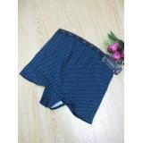 Maternity Panties - Shorts Dark Blue