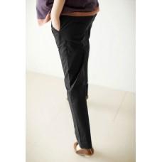 Maternity Pants - Working Long Black (S~XXL)
