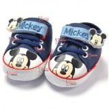 Baby Shoes - Mickey Jeans