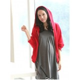 Maternity Jacket - Lily Red