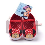 Baby Shoes - Minnie Red