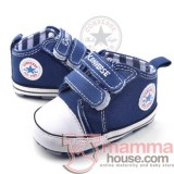 Baby Shoes - Converse Blue